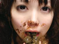 狂気の糞ファック!悶絶し狂いまくるゲロスカ食糞スカトロマニア少女